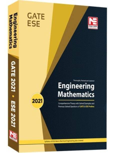 Engineering Mathematics for Gate 2021 and ESE 2021 (Prelims)-Theory and Previous Year Solved Papers