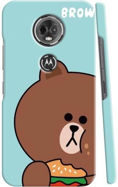 SMI CREATIONS Back Cover for Motorola Moto E5 Plus