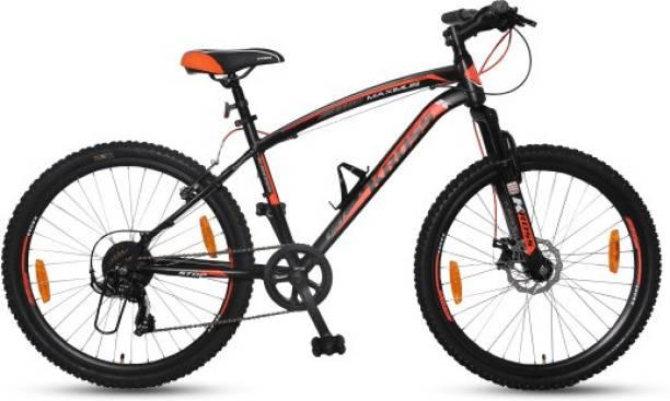 Kross Pro 26T Black Mountain Bike, 21Gear & Disc Brake, Men Women, Age 15+ Years 26 T Mountain Cycle