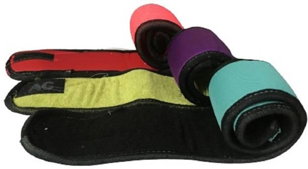 De-Ultimate Pack Of 3 Pcs Soft Towel Make Up, Spa Bath Shower ,Face Wash, Yoga Head Hair Headwear Band Cap Makeup Headband