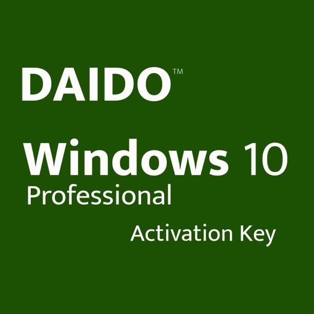 Daido Windows 10 Professional 32bit 64bit