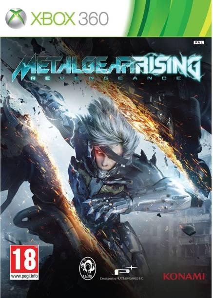 Metal Gear Rising Revengeance (Standard)