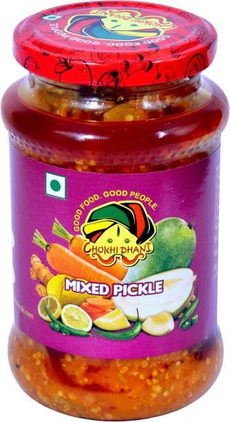 Chokhi Dhani Foods 400g(Mxp) Mixed Vegetable Pickle
