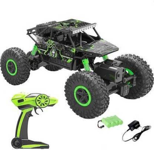 JMMART Waterproof Remote Controlled Rock Crawler RC Monster Truck