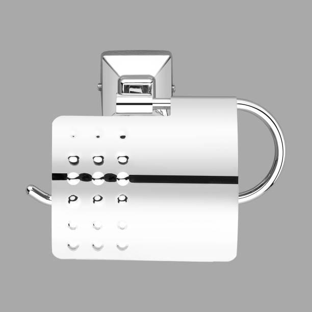 imPULSE 304 Grade Squaro Paper Holder - Tissue Holder - Bathroom Accessories Stainless Steel Toilet Paper Holder