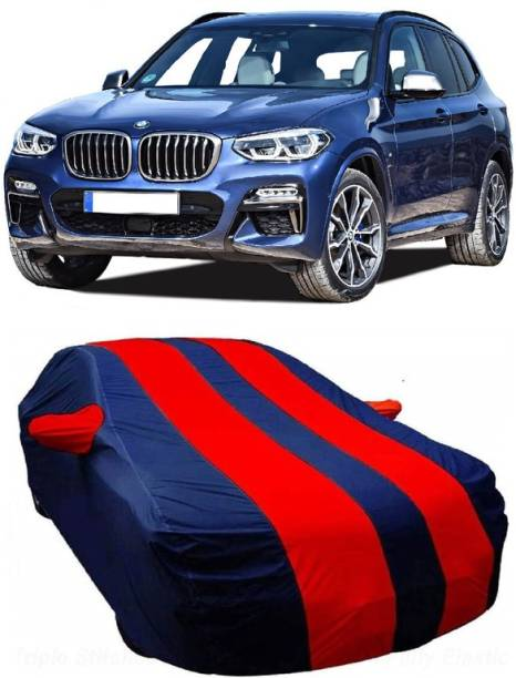 Antil's Car Cover For BMW X3 (Without Mirror Pockets)