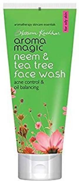 Aroma Magic neem & tea tree face wash 100gm Face Wash
