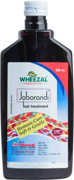 WHEEZAL JABORANDI HAIR OIL - 500ML Hair Oil