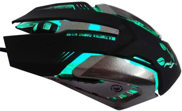 VIBOTON gaming mouse Wired Optical  Gaming Mouse