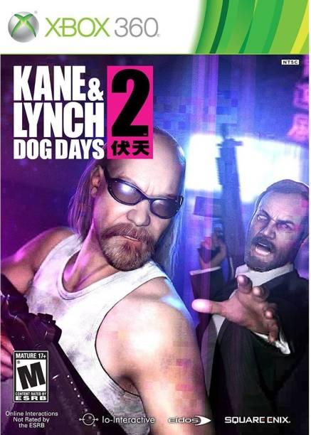 Kane and Lynch 2 Dog Days (Standard)