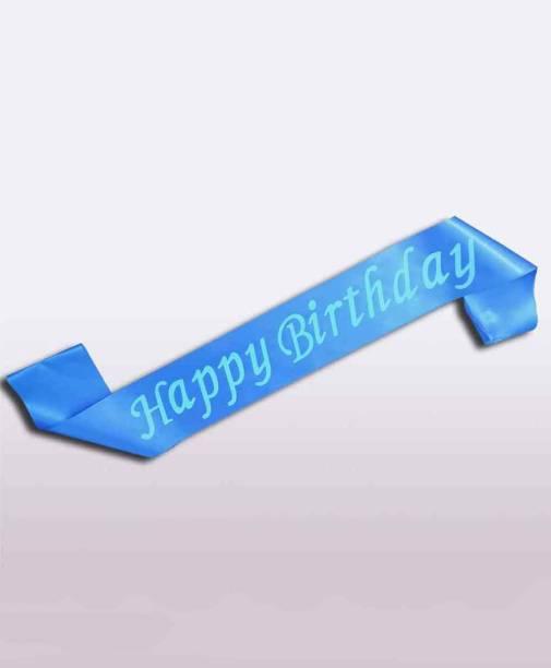 tirupaticollection Happy Birthday sash
