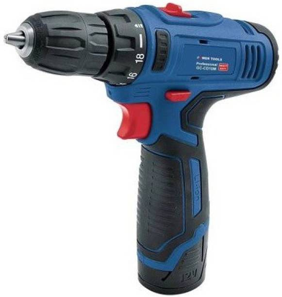 SWF Heavy duty Cordless screwdriver drill 12V Collated Screw Gun
