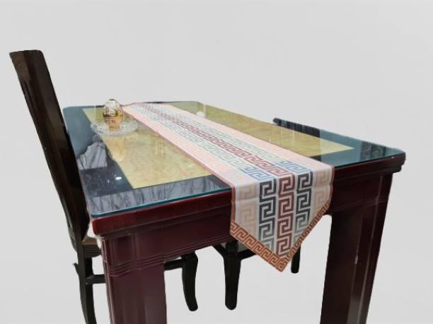 DELHI PVC CORP Multicolor 182 cm Table Runner