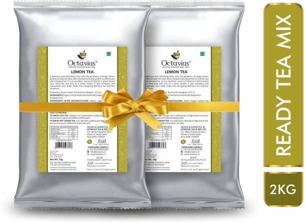 Octavius Lemon Lemon Instant Tea Pouch