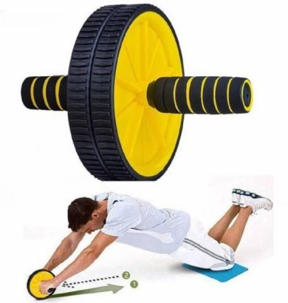 Shopeleven DL6 Sports Solid AB wheel Roller Ab Exerciser Ab Exerciser