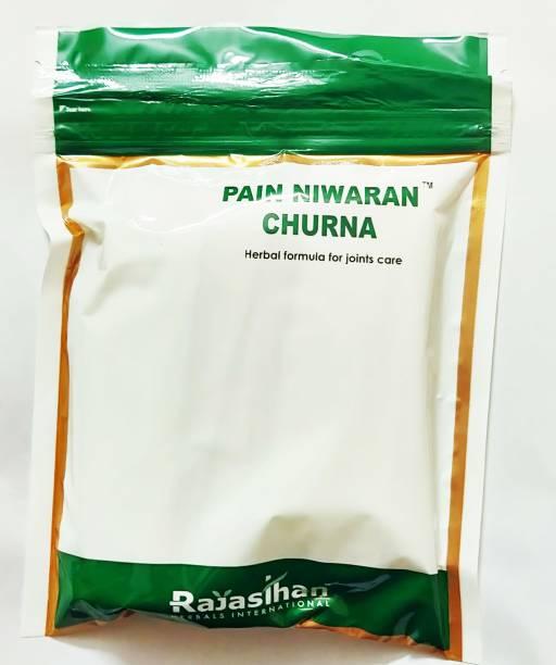 RAJASTHAN HERBALS Pain Niwaran Churna (Pack of 4)