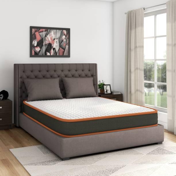 Flipkart Perfect Homes Duo Hard & Soft 5 inch Single High Resilience (HR) Foam Mattress