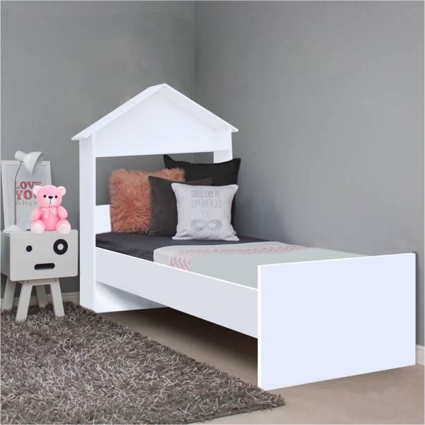 Barewether Engineered Wood Single Bed