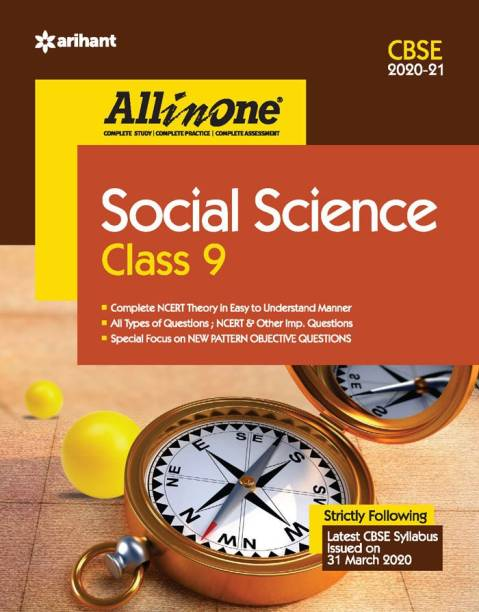 Cbse All in One Social Science Class 9 for 2021 Exam