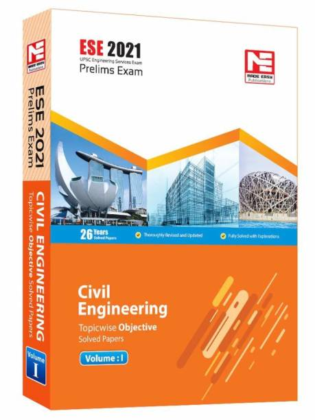 ESE 2021 Preliminary Exam Civil Engineering Objective Paper