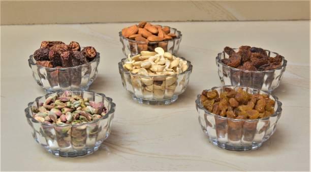 firozabadhub Glass Dessert Bowl