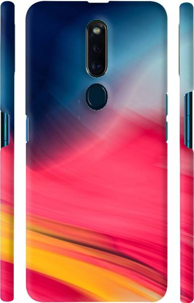 Lifedesign Back Cover for Oppo F11 Pro