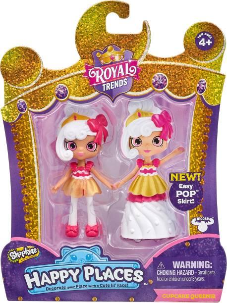 Shopkins Happy Places S7 Doll Single Pack Multicolour Dolls