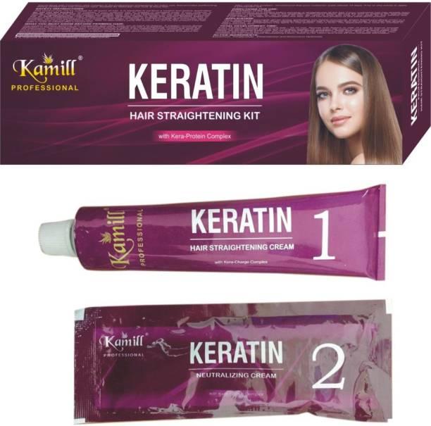 Kamill Kertain Hair straightening cream