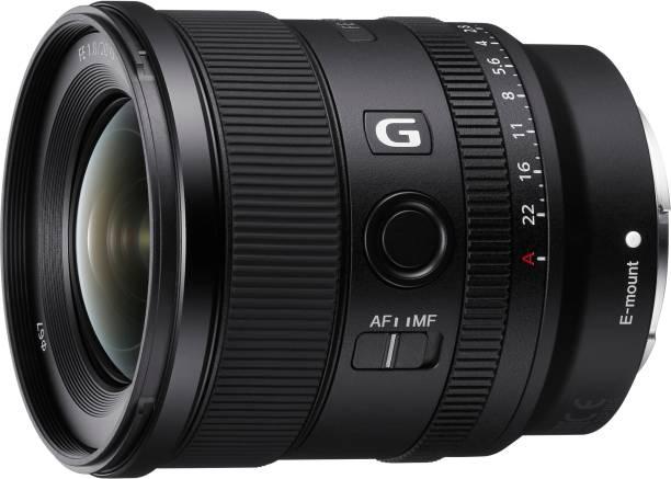 SONY SEL20F18G  Lens