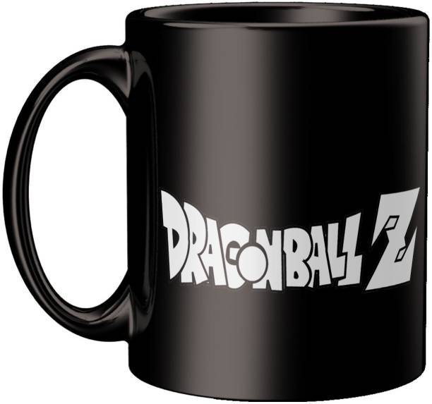 ECFAK Dragon Ball Ceramic Coffee Mug