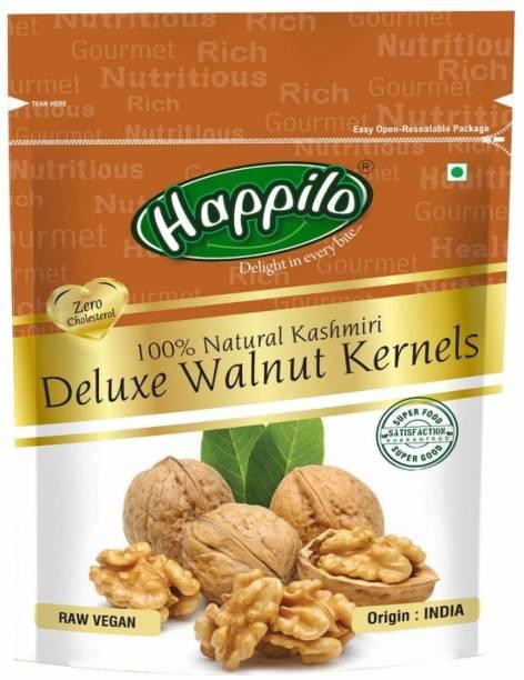 Happilo Deluxe 100% Natural Kashmiri Walnut Kernels Walnuts
