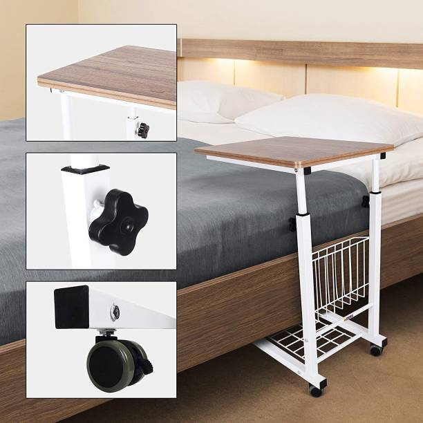 Kurtzy LT-001 Wood Portable Laptop Table