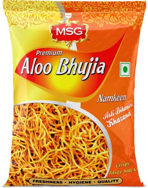 MSG Aloo Bhujia (Pack of 3 x 150g)