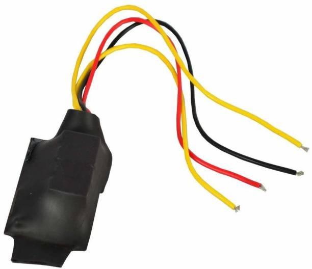 SELVIKE Front Flasher Indicator Light for Universal For Bike Universal For Bike