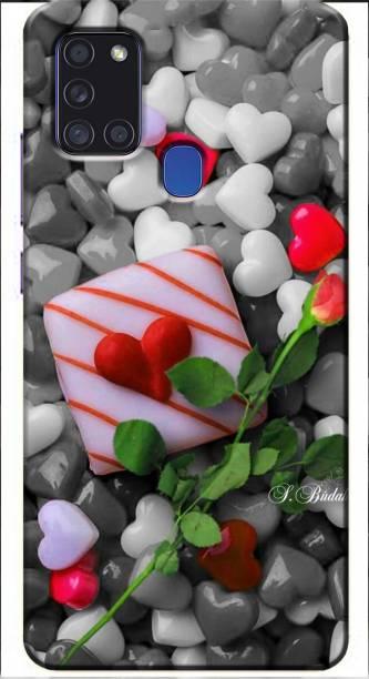RDcon Back Cover for Samsung Galaxy A21s
