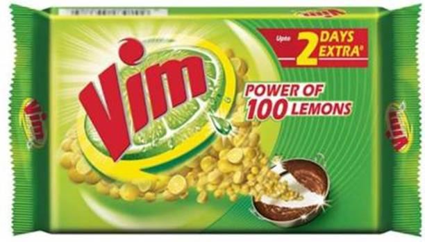 Vim Diswash Bar 200 Gram(Pack Of 4) Dishwash Bar