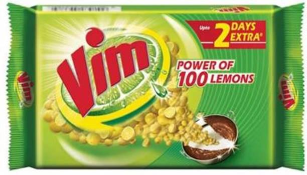 Vim Diswash Bar 200 Gram(Pack Of 12) Dishwash Bar