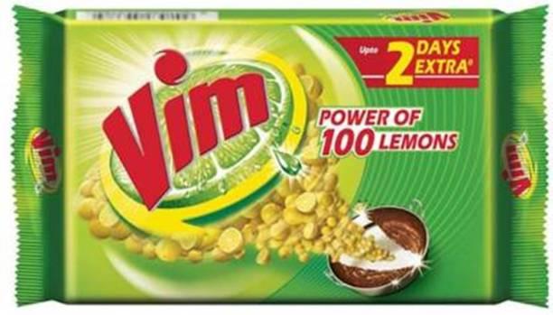 Vim Diswash Bar 200 Gram(Pack Of 8) Dishwash Bar