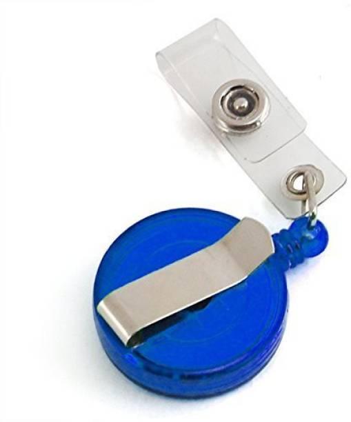 SGD Plastic ID Badge Holder, ID Badge Reel