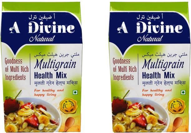 A Divine Natural Multigrain Health mix milk shake G PO2