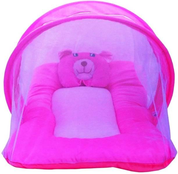 Cheesy Cheeks Nylon Kids New Born Baby Mosquito Net Mosquito Net