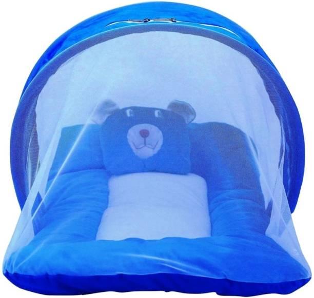 Cheesy Cheeks Nylon Kids New Born Baby Mosquito Net Nylon Mosquito Net
