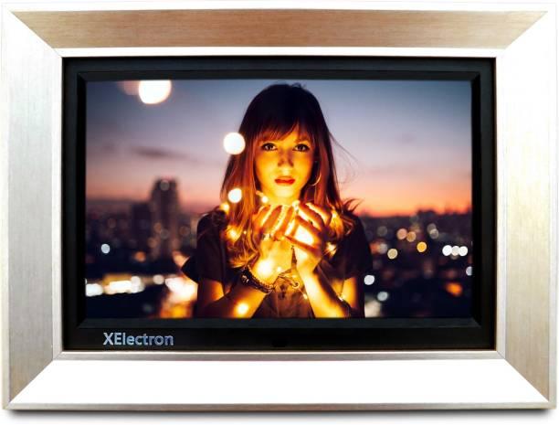 XElectron 1203S 12 inch Digital Photo Frame, IPS, HD Ready, (4GB Pen Drive Free)