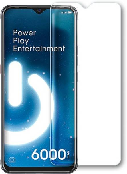 DVS MOBILE ACCESSORIES Impossible Screen Guard for TECNO Spark Power 2