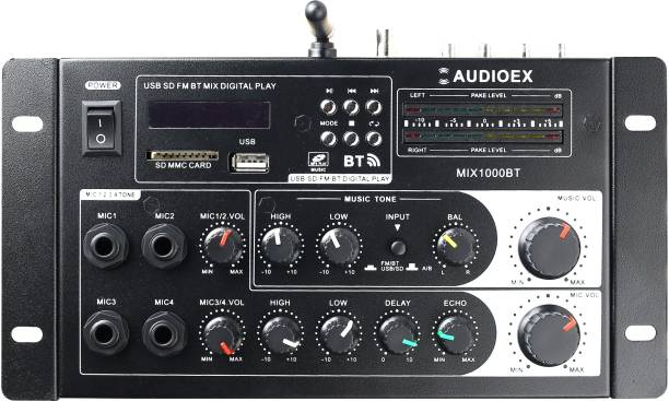 AUDIOEX MIX1000BT Digital Sound Mixer