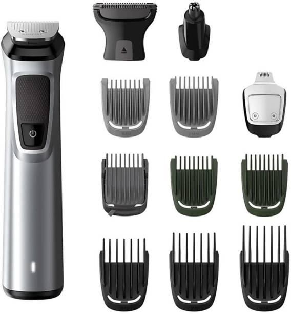 PHILIPS MG7715/15  Runtime: 120 min Grooming Kit for Men