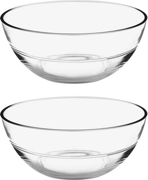 TREO JELO 420ml Glass Vegetable Bowl