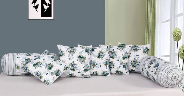 Creativehomes Floral Cushions & Bolsters Cover