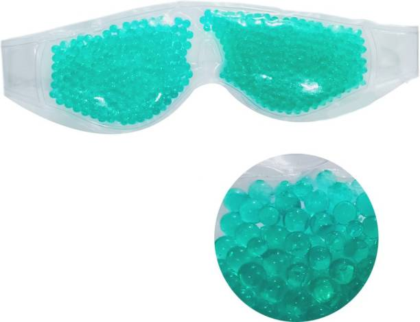 Epyz Relaxing Gel Brads Eye Mask with Strap-on Cooling Relaxation for Tired Eyes