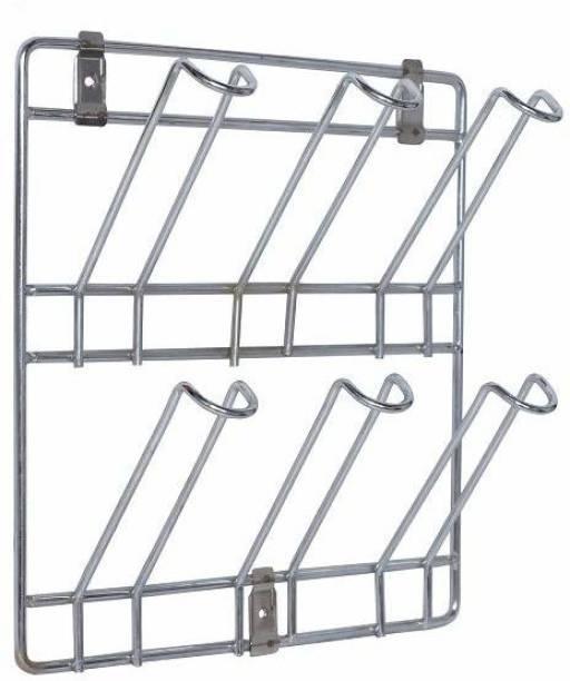 EON KITCH 6 Glass Holder Stainless Steel Glass Holder